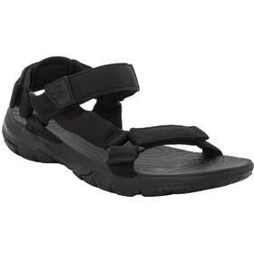 Jack Wolfskin Seven Seas 2 Sandals Damen black